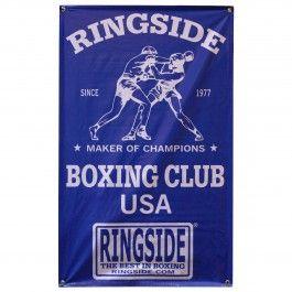 Ringside Boxing Club USA Banner