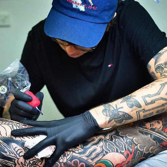 Tattoo Studio Melbourne Tattoo Parlour Shop Tattoo Melbourne Vic Market Tattoo Melbourne Tattoo Tattoo Studio Japanese Tattoo Artist