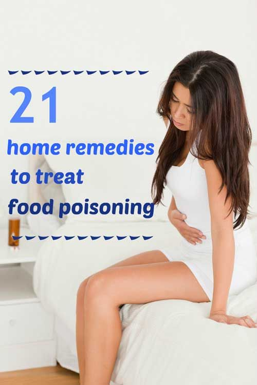 Natural Remedy Recover From Food Poisoning