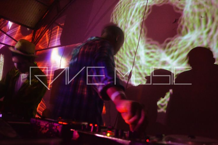Rave Music - Junio 15 2012