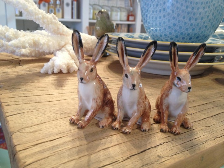 A drove of hares