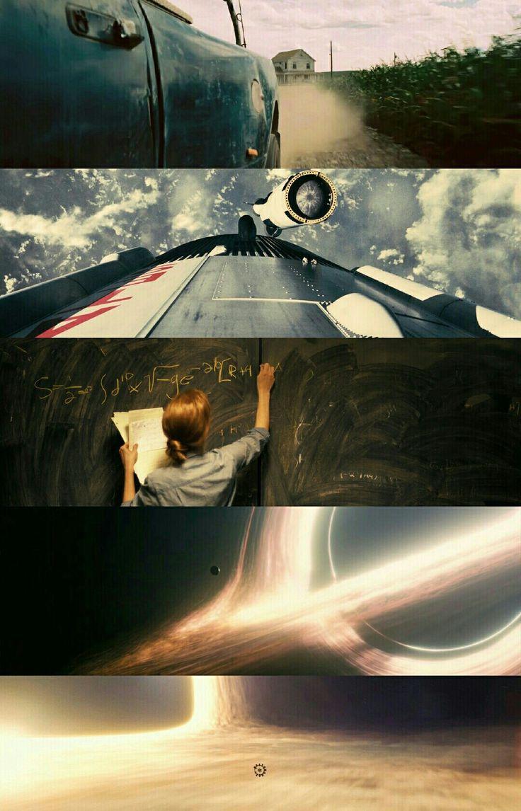 Interstellar (2015) Director: Christopher Nolan. Photography: Hoyte van Hoytema.