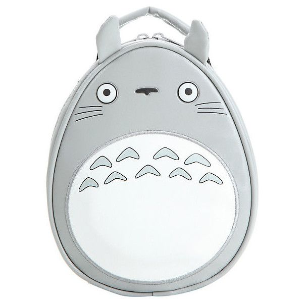 My Neighbor Totoro Lunch Bag Hot Topic ($15) ❤ liked on Polyvore featuring home, kitchen & dining, food storage containers, lunch sack, lunch box and lunch bags