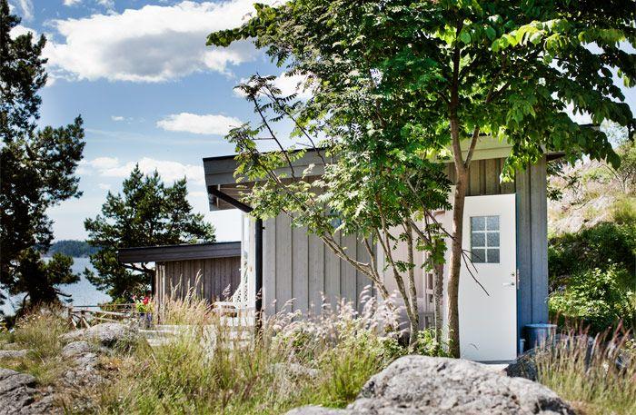 15 fantastiska kvadratmeter friggebod utanför Trosa