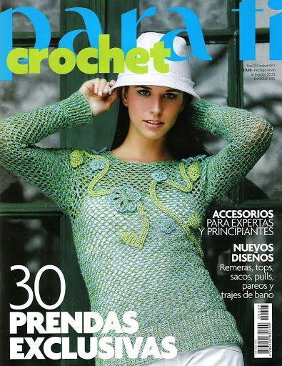 Para Tí Crochet Nº 07 - Melina Crochet - Picasa Webalbumok