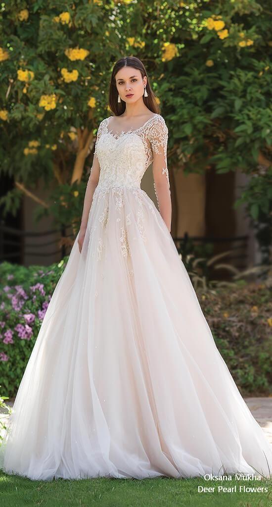 9cd44ace5b Oksana Mukha Wedding Dresses 2019