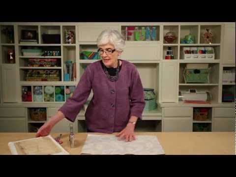 Learn with Jo-Ann: How to Reupholster Stools & Chairs Without Sewing #video