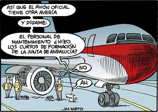 JM Nieto | Fe de ratas (29/04/2014) | www.abc.es