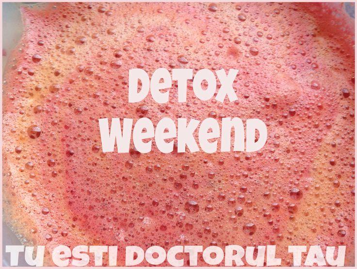 Detox at weekends