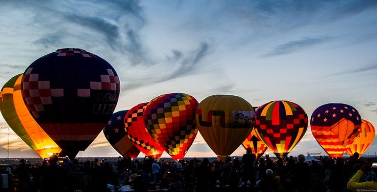 Albuquerque International Balloon Fiesta >> 6 Fab Fall Weekend Festivals for Families | MiniTime.com #fall #weekend #festival