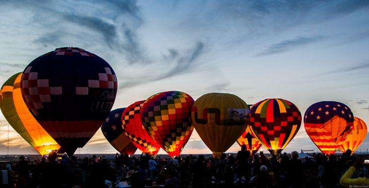 Albuquerque International Balloon Fiesta >> 6 Fab Fall Weekend Festivals for Families | MiniTime.com #fall #weekend #festival