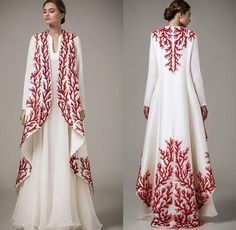 2016 Muslim Evening Dresses Beading Embroidery Dubai Arabic Kaftan Abayas Islamic Clothing Evening Gowns Vestido De Festa Longo Truworths Evening Dresses Arabic Evening Dresses From Gonewithwind, $418.85  Dhgate.Com