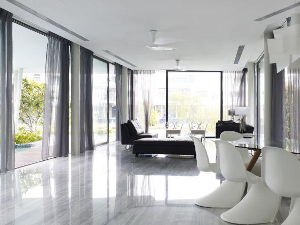 Una pequeña casa de más de 800 metros cuadrados - Noticias de Arquitectura - Buscador de Arquitectura