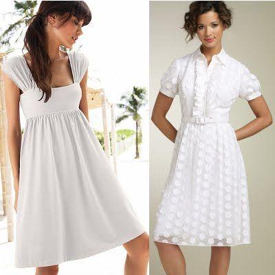 Best 25  Long white summer dresses ideas on Pinterest | White ...