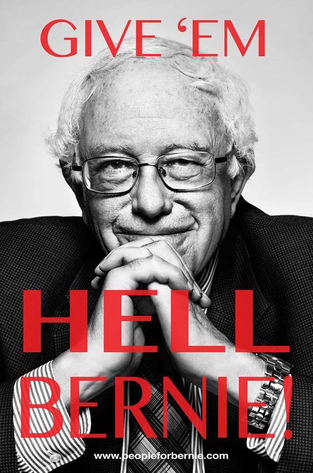 #WeAreBernie #BernieSanders