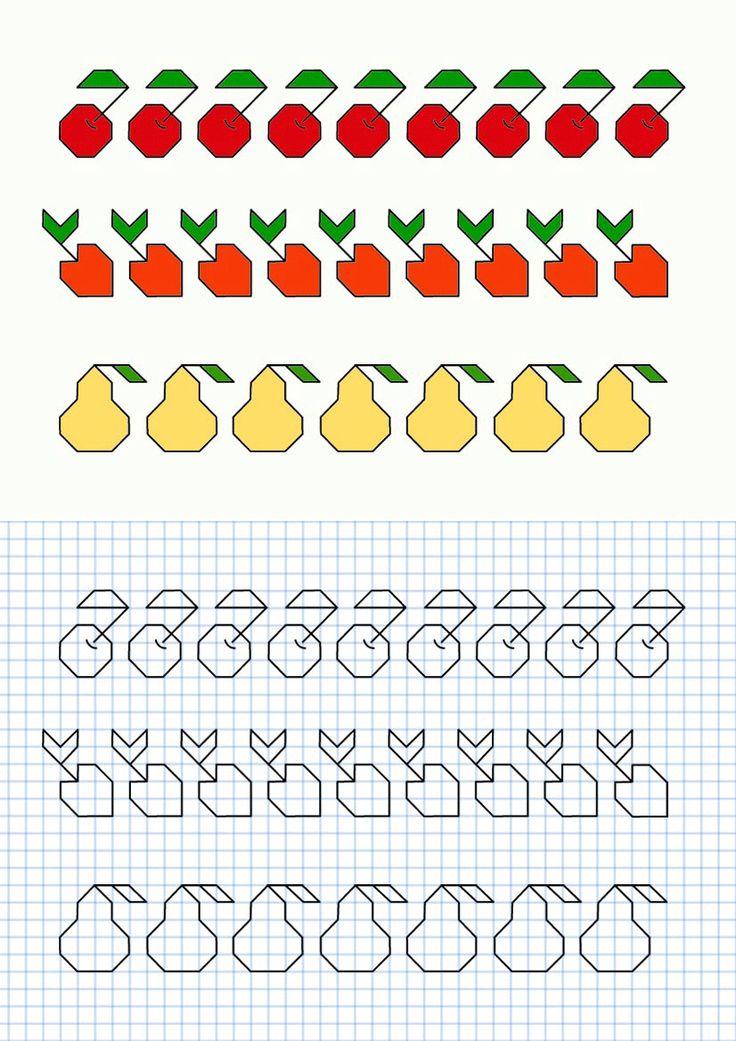 Cornicette con frutta e ortaggi