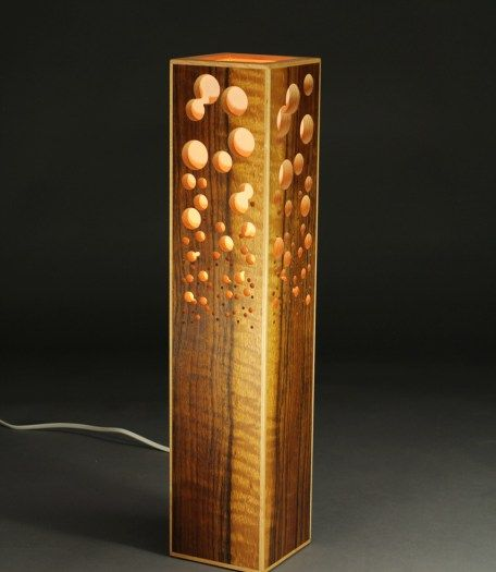 Handmade Mozambique Lantern by Rob Brown at Oden Gallery