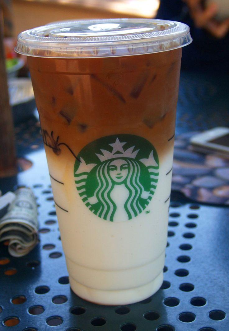 low calorie iced coffee starbucks