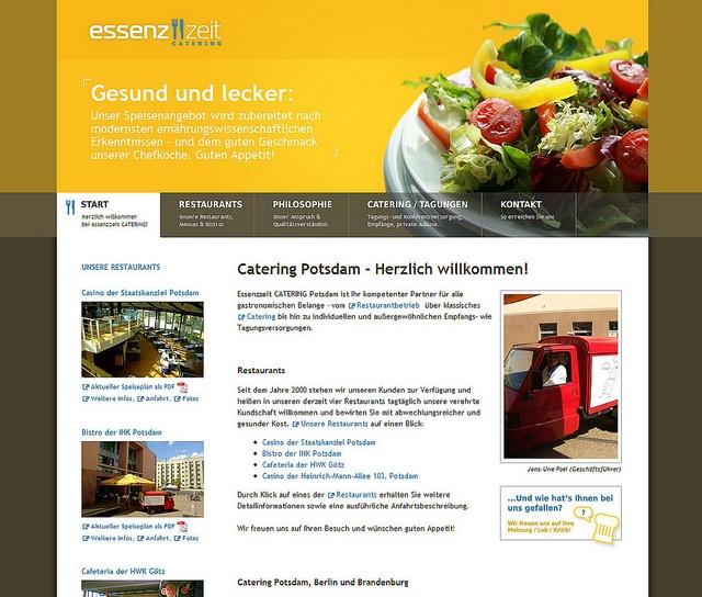 Essenzzeit Catering Potsdam -... http://toopixel.ch
