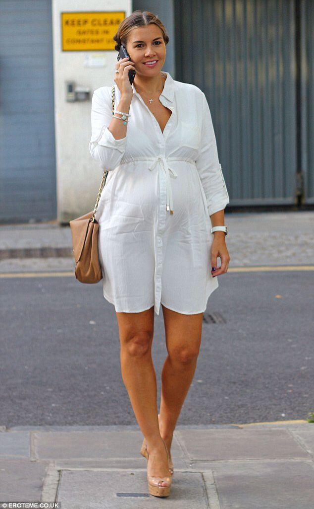 Consignment Online Summer And Pregnant Outfits On Pinterest