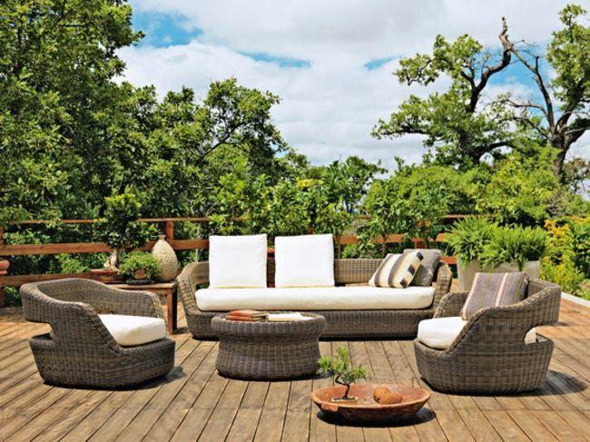Mediterrane Gartenmobel Gartendesignmediterran Gartenmobel Mediterane Aussenmobel Garten Design Italienische Terrasse