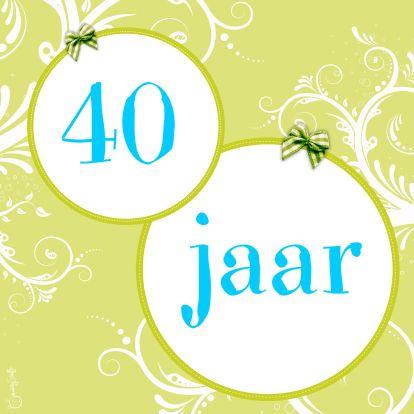 40 Jaar Krabbel