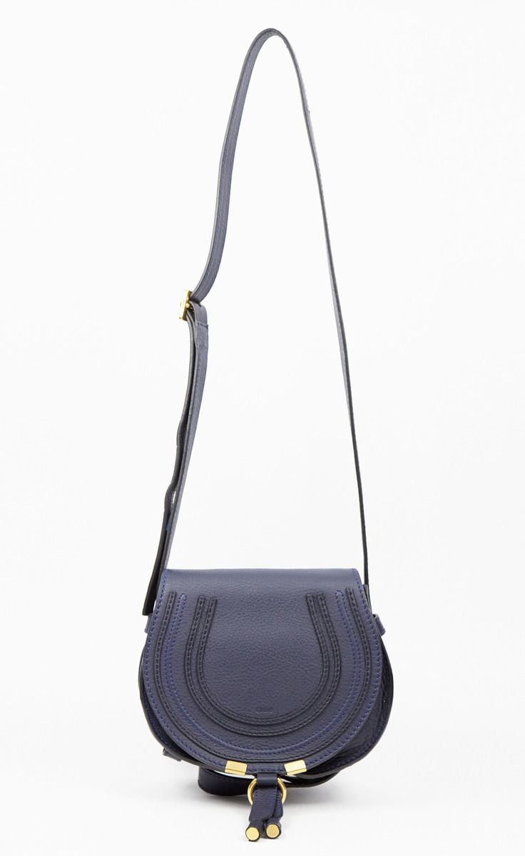 Chloé Navy Shoulder Bag | VAUNTE oh wish i had a spare &755 laying around