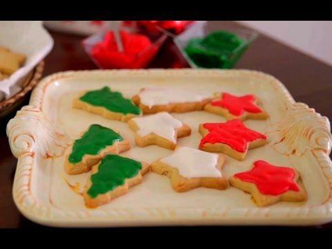 Como fazer biscoito decorado para o Natal