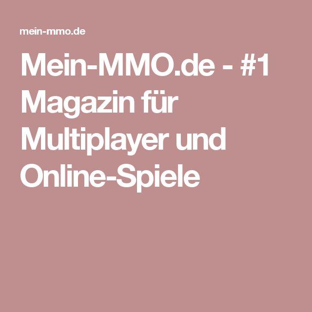 Mein-MMO.de - #1 Magazin für Multiplayer und Online-Spiele
