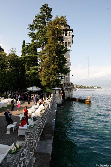 Torre San Marco Wedding Lake Garda Gardone Riviera
