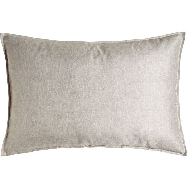 Daniel Stuart Studio Standard/Queen Bedford Modern Sham ($185) ❤ liked on Polyvore featuring home, bed & bath, bedding, bed accessories, mint, queen bed linens, polyester bedding, queen bedding, modern queen bedding and queen shams