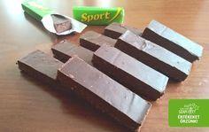 Szafi Fitt mindenmentes diétás sportszelet csoki recept (paleo, gluténmentes vegán)