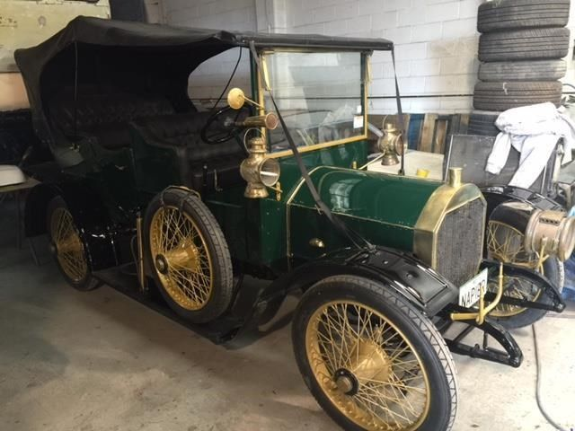 1912 Napier T4731 N for Sale | Classic Cars for Sale UK