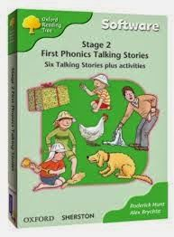 Books should be free for everyone: Reading Tree: Stage 2: First Phonics Talking Stori...