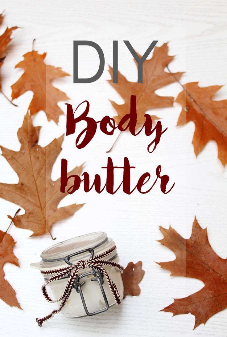 Bodybutter - ganz einfach selbst gemacht! Wie das geht, lest ihr heute auf meinem Blog!  #diy #beauty #bodylotion #bodybutter #körperbutter #sheabutter #kokosöl #coconut #oil #aloevera #athome #pflege #creme #body #butter #lotion #hautpflege #skincare