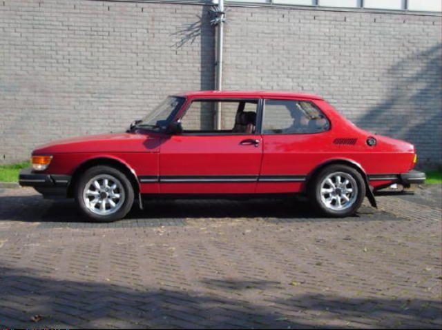 Saab 99 year 1984
