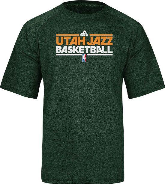 Adidas NBA Practice Shirts