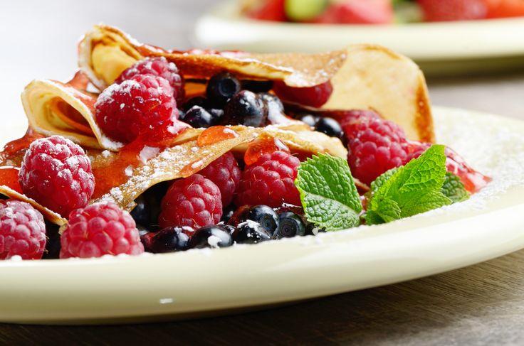 Veckans recept: glutenfria pannkakor med extra protein