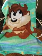 Πετσέτα Παιδική Taz Green @Pennieshops