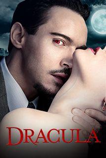 Gothic/dark romance fantasy television drama: NBC's Dracula staring Rhys Meyers