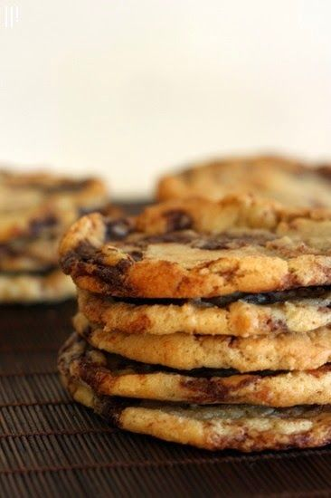 Heston Blumenthal's chocolate chip cookies
