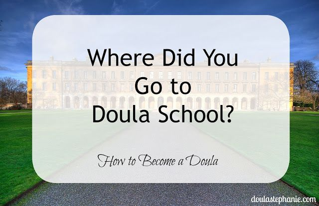 How To Become a Doula -- doulastephanie.com