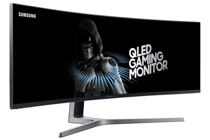 Samsung just unveiled the widest computer monitor you can buy  here's how it looks in person