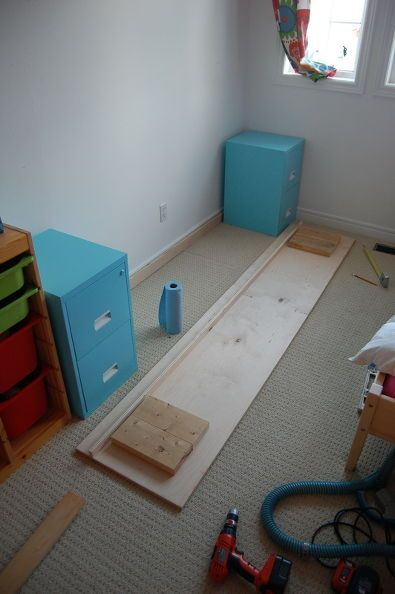 diy filing cabinet desk, diy, kitchen cabinets, painted furniture, repurposing upcycling, woodworking projects, This is the underside of the...
