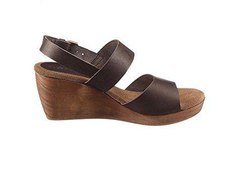 Sandale Keilsandale Damen Leder von Eddie Bauer - http://on-line-kaufen.de/eddie-bauer/sandale-keilsandale-damen-leder-von-eddie-bauer
