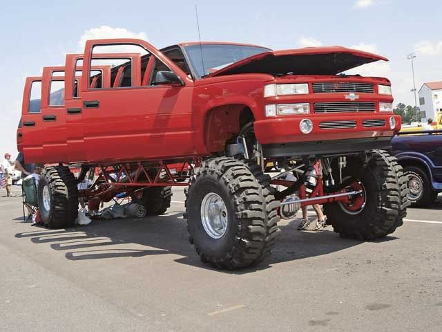 eight door truck - Google Search & 12 best Vehicles images on Pinterest | Cars Trucks and Lifted trucks