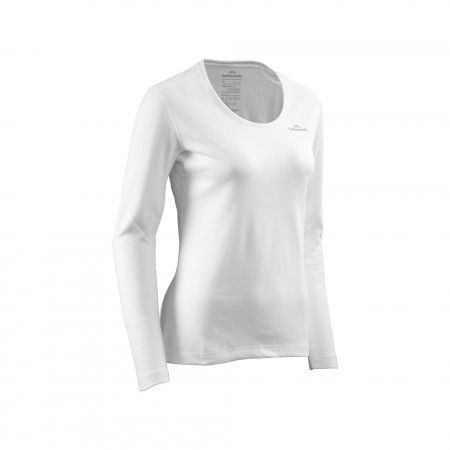 ThermaPLUS Long Sleeve Top v4 Women - White