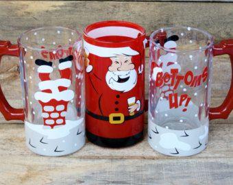 Popular items for christmas beer mug on Etsy