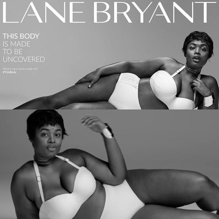 Lets give it up to #SportsIllustrated for stepping up their game and allowing the world to be exposed to beauty in different shades and sizes. They have graced us with the stunning presence of #PreciousLee SIs first Black Curvy Model and we say thanks for the privilege of an introduction to this size 14 beautiful bombshell!  Precious Lee is also featured in #LaneBryant rocking a tastefully and chic white lingerie set with the caption This body was made to be uncovered and we couldnt agree…