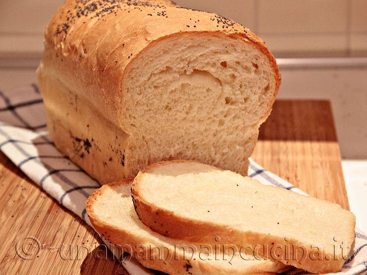 Pan Bauletto – Pane morbido fatto in casa tipo quello del Mulino Bianco